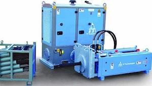 TT Technologies pipe bursting system