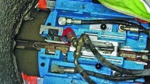 Pipe Bursting Tools - TT Technologies Mini 400G Grundoburst