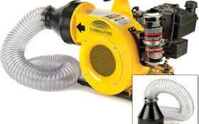 Smoke Locators - TURBO FOG Division of Kingscote Chemicals M-45
