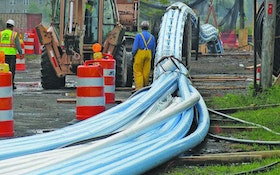 Pipe - Underground Solutions fusible PVC pipe