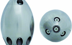 Nozzles - Stainless steel cleaning nozzle