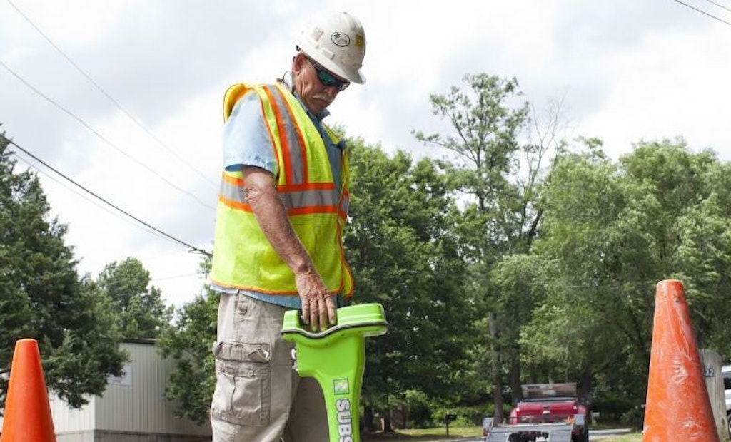 The Value of a Professional Utility Locator