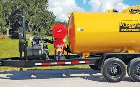Hazardous Truck/Trailer - Vac-Tron Equipment CS 1270