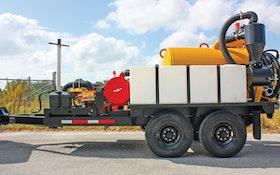 Hydroexcavators/Air Excavators - Vac-Tron Equipment CV Series