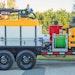 Jet/Vac Combination Trucks/Trailers - Vac-Tron Equipment Mini-Combo Series