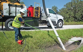 Vac-Tron Equipment Truck-Mounted PTO Series Vacuum Excavators