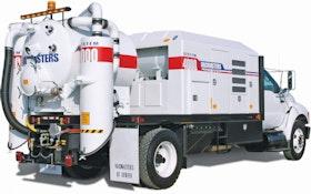 Hydroexcavators/Air Excavators - Vacmasters System 4000