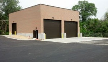 Open for Business: Waste Receiving Station Simplifies Disposal