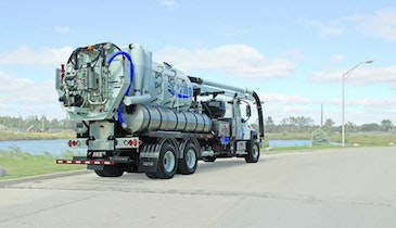 Water Recycling is Changing the Sewer Cleaning Game