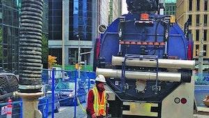 Hydroexcavation Equipment and Supplies - Vactor HXX HydroExcavator