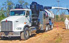 Hydroexcavators/Air Excavators - Vactor HXX HydroExcavator