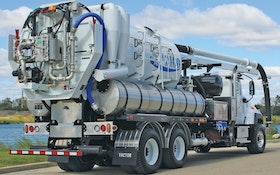 Jet/Vac Combination Trucks/Trailers - Vactor Mfg. 2100 Plus
