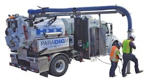Hydroexcavation Trucks/Trailers - Vactor ParaDIGm