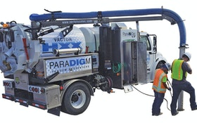 Hydroexcavation Trucks/Trailers - Vactor ParaDIGm