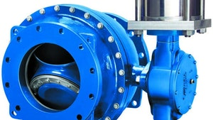 Val-Matic rubber seated ball valve