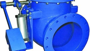 Val-Matic swing check valve