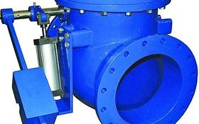 Val-Matic seated swing check valves