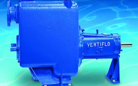 Pumps - Vertiflo Pump Company 2100 Series