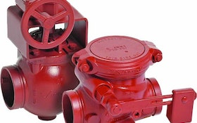 Valves - Victaulic AWWA valves