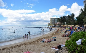 Hawaiian Beaches Close After Wastewater Spills