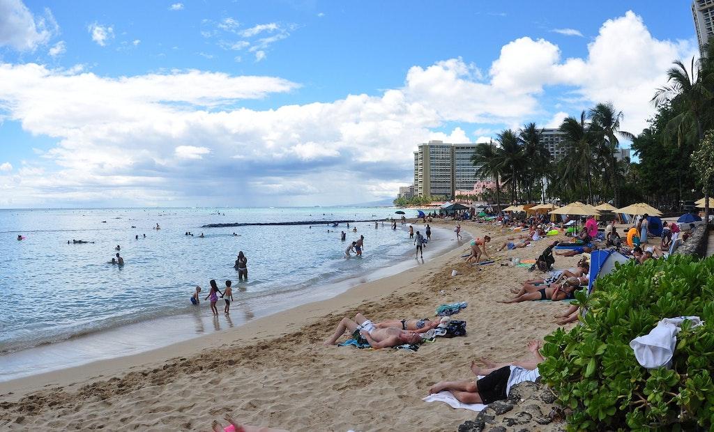 Hawaiian Beaches Close After Wastewater Spills