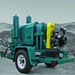 Wastecorp Pumps engine-driven double-disc pump