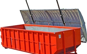 Wastequip roll-off container covers