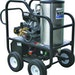 Water Cannon hot-water pressure washer