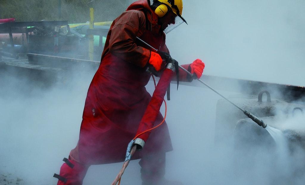 Waterblasting Basics: Proper PPE