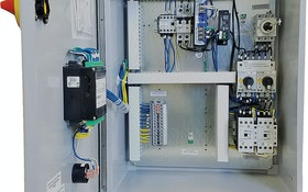 Weil Pump PLC panels