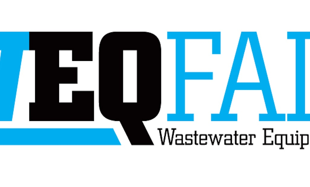 New Event to Feature Live Demos of Wastewater Equipment