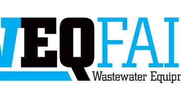 Additional Exhibitors Sign Up for Wastewater Equipment Fair