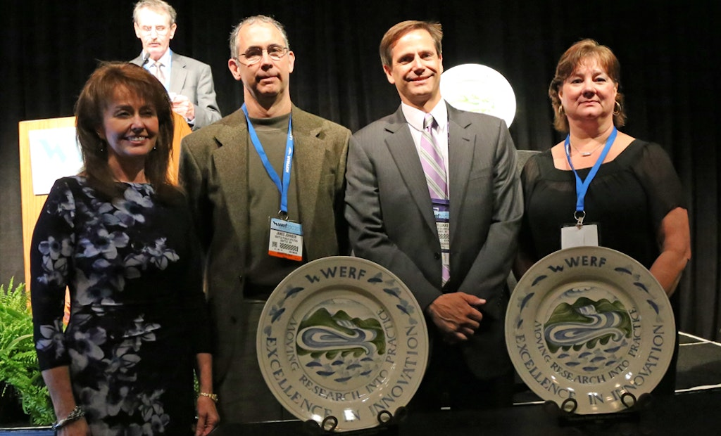 Teamwork Earns Utility 2013 Award for Excellence in Innovation