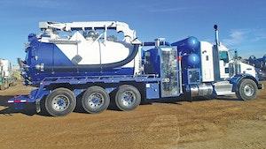 Hydroexcavators/Air Excavators - Westech Vac Systems Hydrovac Code TC407