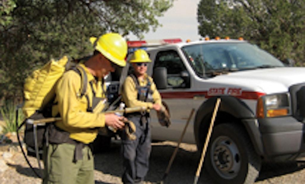 Wildfires Threaten Stormwater Runoff & Water Quality