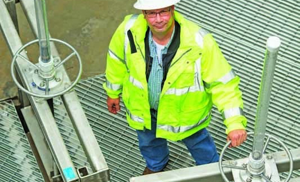 Operating a Sewer System Under Pressure