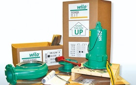 Wilo USA pump parts replacement kit program