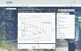 Wilo USA Selector selection software