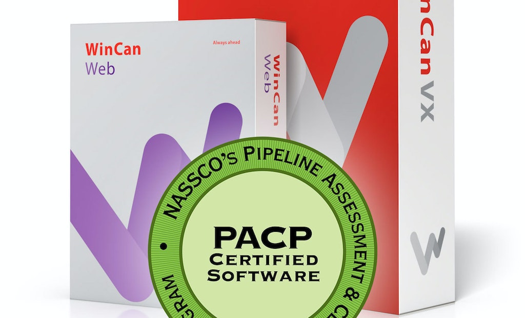 WinCan Validator Helps Turn Imported Data Into Standards-Certified Data