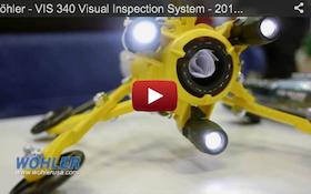 Wöhler - VIS 340 Visual Inspection System - 2012 Pumper & Cleaner Expo