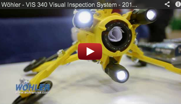 Wöhler - VIS 340 Visual Inspection System - 2012 Pumper & Cleaner Expo