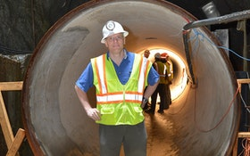 New Water Tunnel Built for the Future