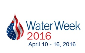 Water Sector Readies for Water Week 2016