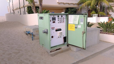 Pumps, Lift Stations and Conveyance