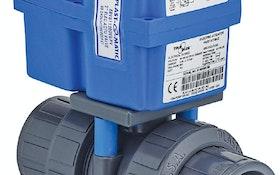 Plast-O-Matic Valves Z-Cut ball valves