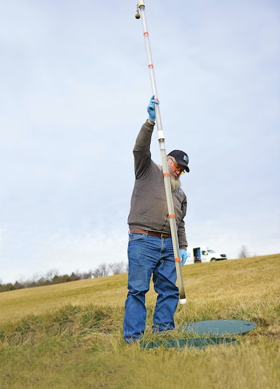 BAT Onsite Uses Technology to Help Customers Protect a Sensitive Watershed Environment
