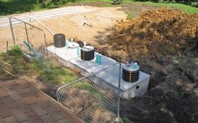 Mound Installation Steps