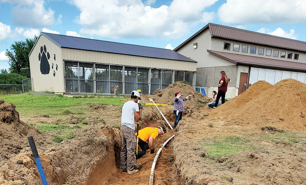 When an Animal Shelter System Goes to the Dogs, Onsite Professionals Come to the Rescue