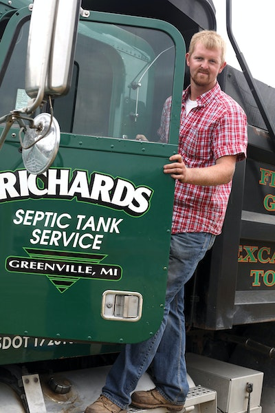 Three Generations Keep Richards Septic Tank Service Going and Growing