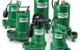 Effluent Pumps Available  in Multiple Horsepower Sizes